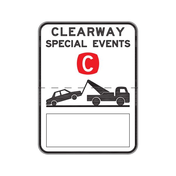 Special Event Clearway