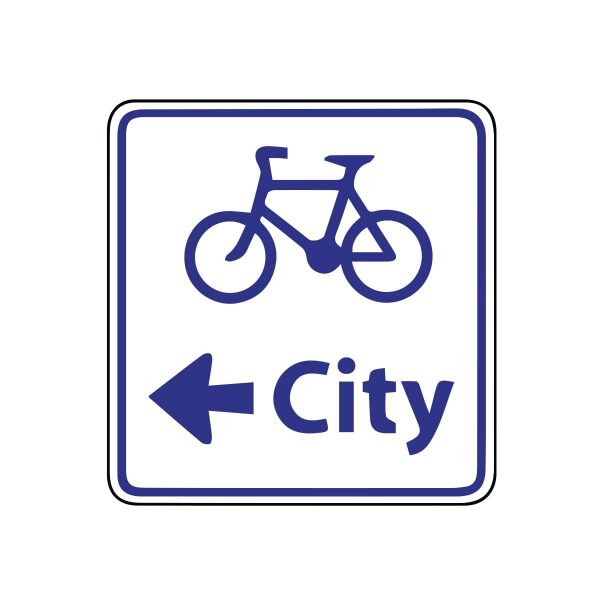 Reassurance Bicycle Route (2 lines)