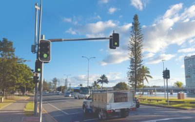 Intersection Vehicle Detection